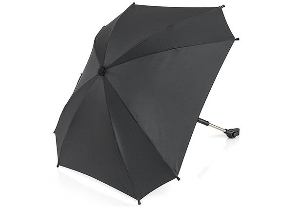 Reer Kinderwagen-Sonnenschirm ShineSafe, schwarz Bild 1