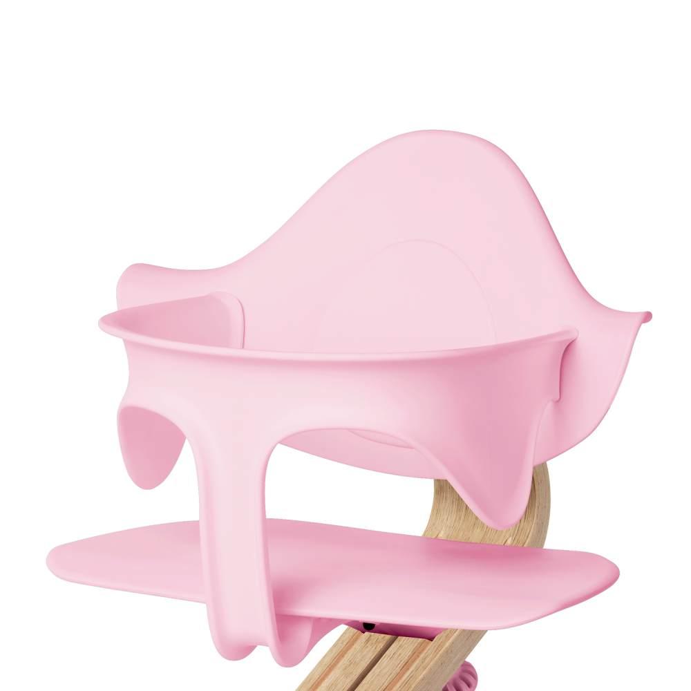 Evomove 'Nomi Mini' Sicherheitsbügel für Hochstuhl, Pale Pink Bild 1