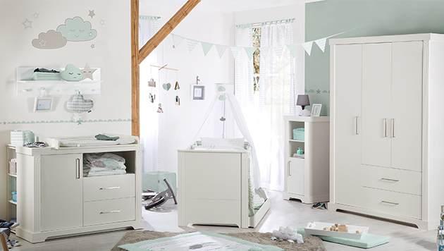 Roba 'Maxi' 3-tlg. Babyzimmer-Set Bild 1