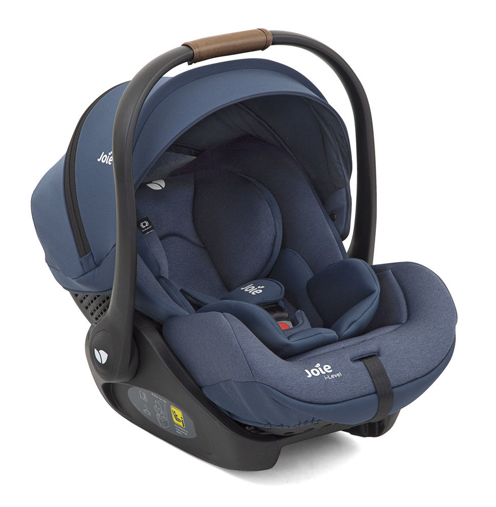 Joie 'i-Level' Babyschale 2020 Deep Sea, inkl. i-Base LX (Gruppe 0+) Bild 1