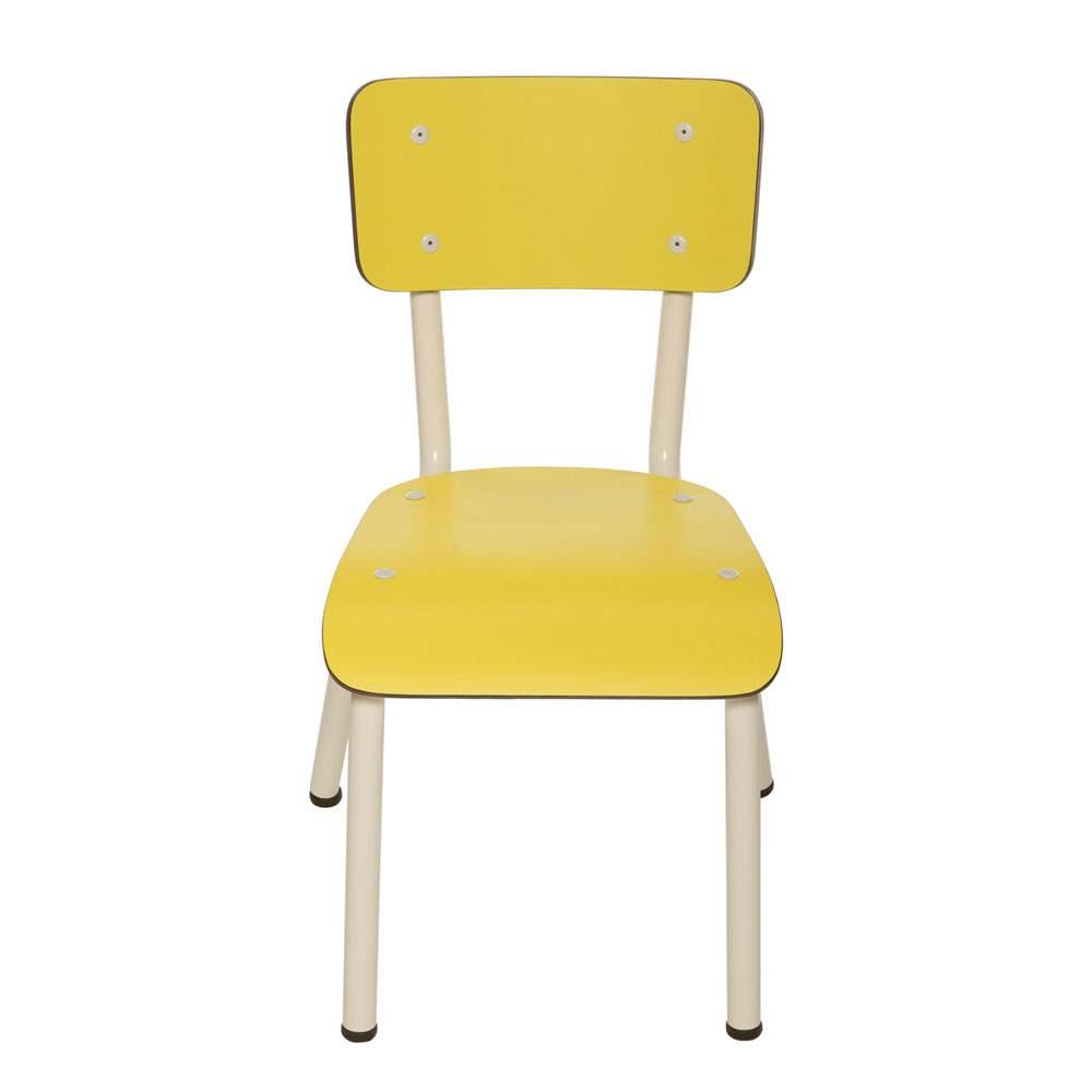 Gambettes 'Little Suzie' Kinderstuhl gelb Bild 1