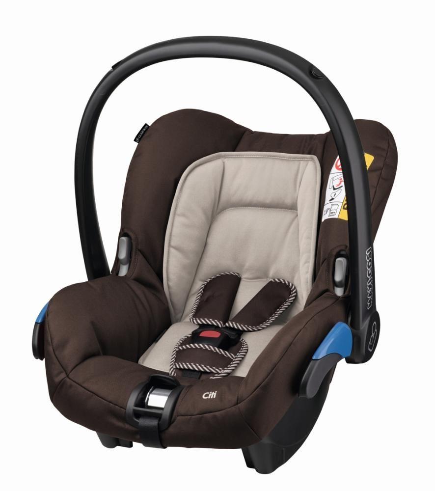 Maxi-Cosi 'Citi' Babyschale 2020 Earth Brown, 0 bis 13 kg (Gruppe 0+) Bild 1