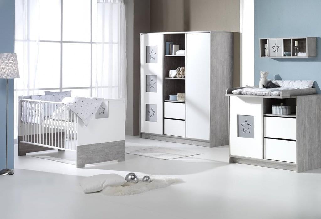 Schardt 'Eco Star' 2-tlg. Babyzimmer-Set Bild 1