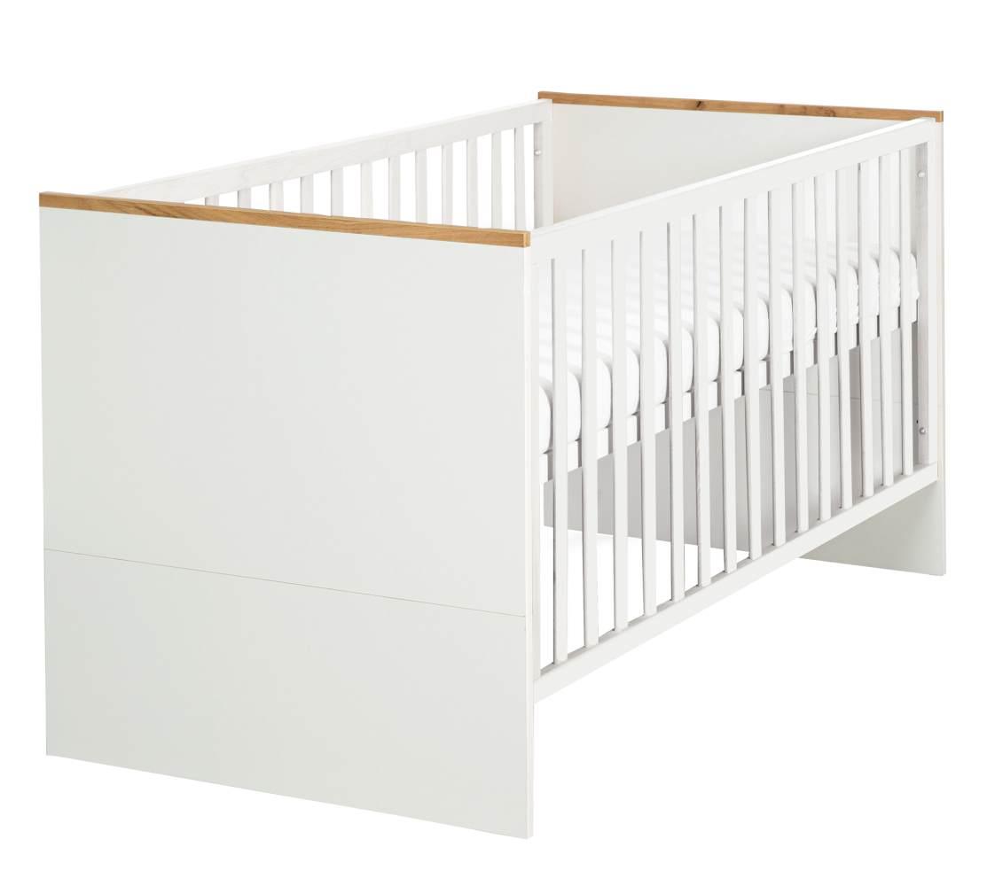 Roba 'Finn' Kombi-Kinderbett 70x140 cm Bild 1