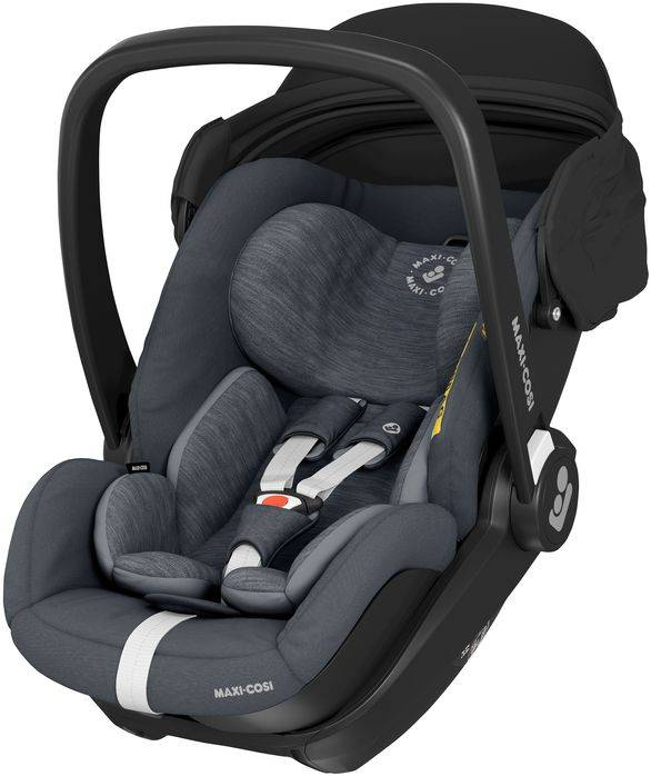 Maxi-Cosi 'Marble i-Size' Babyschale 2020 Essential Graphite Bild 1