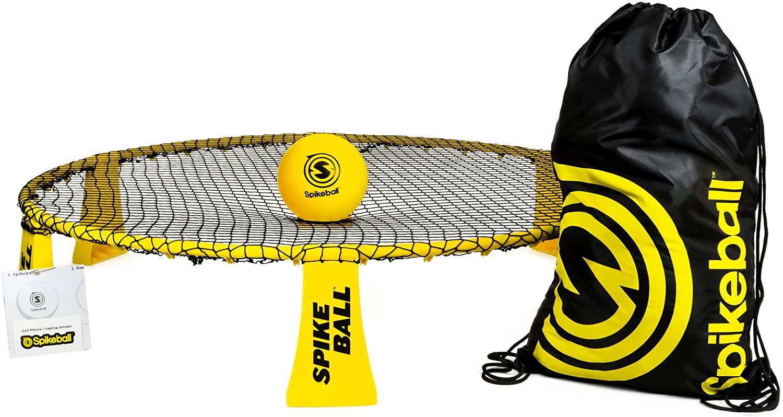 Spikeball 'Rookie Set' - Netz und Ball 50 % größer, ideal für Kinder und Beginner Bild 1