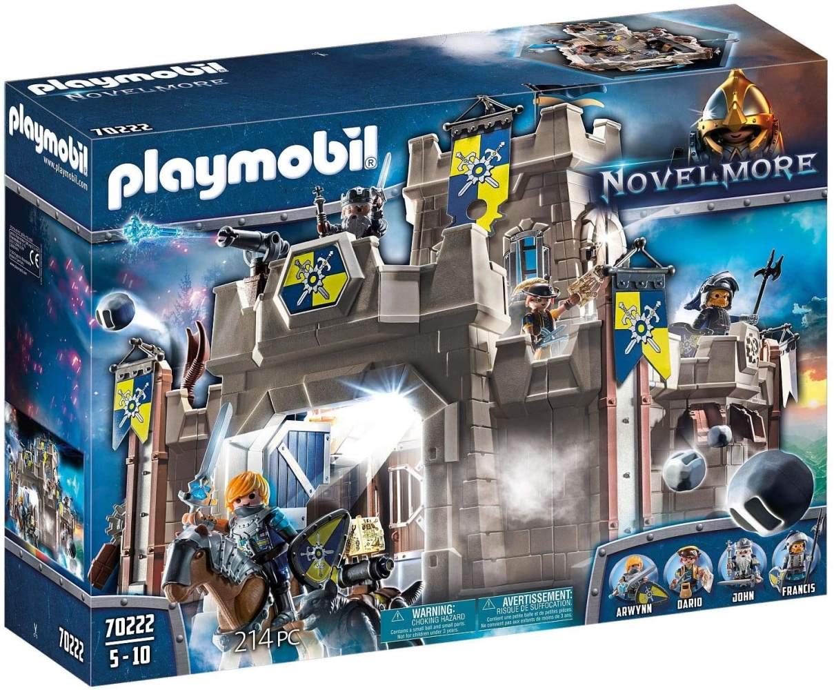 Playmobil Novelmore 70222 Spielturm, Actionfiguren-Spielset, 214 Teile, ab 5 Jahren Bild 1