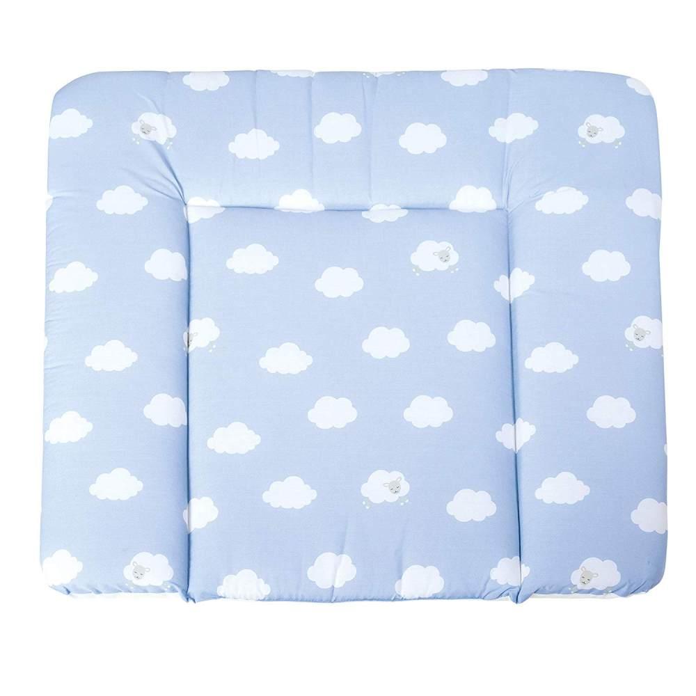 Roba 'Kleine Wolke' Wickelauflage hellblau Bild 1