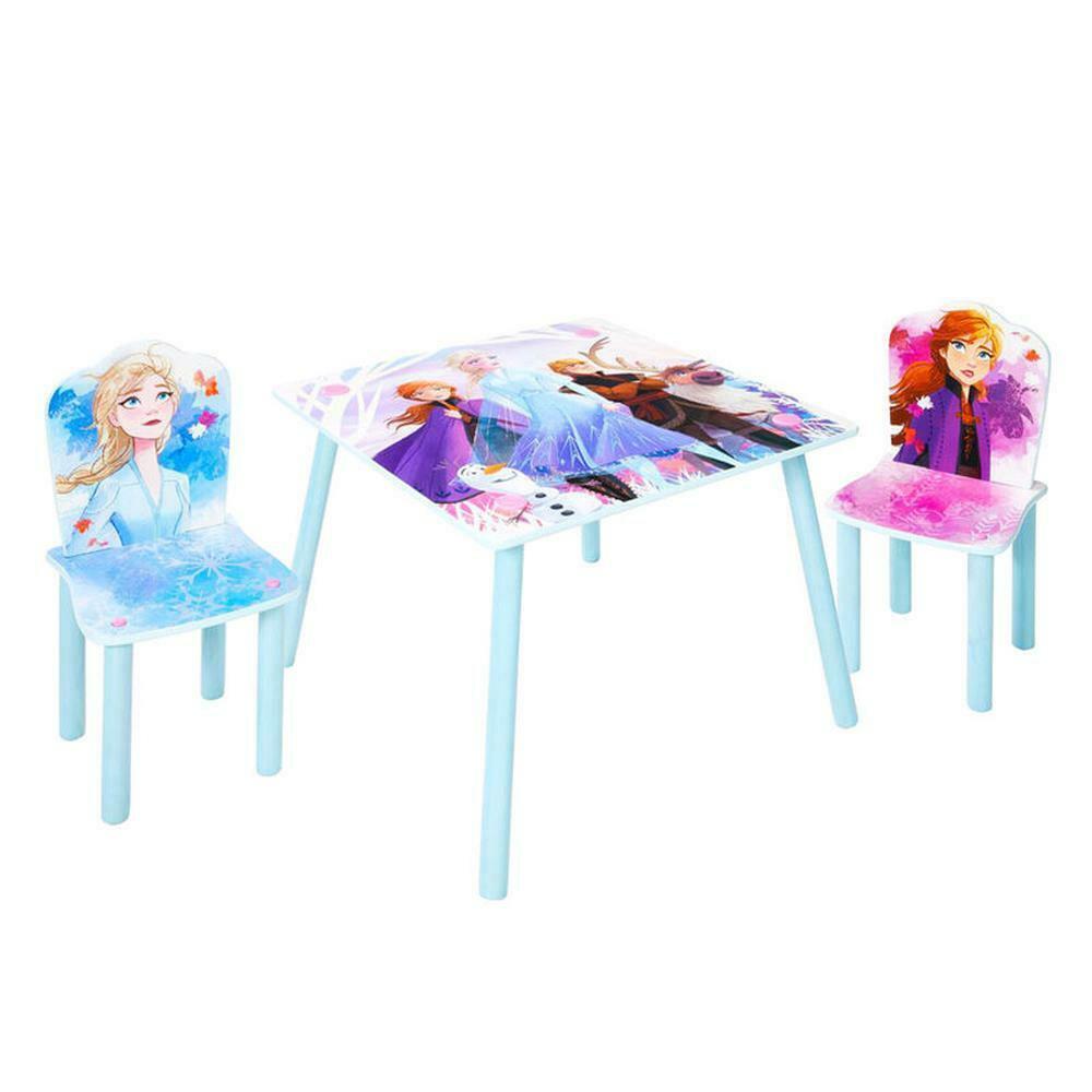 Worlds Apart 'Die Eiskönigin 2' 3-tlg. Kindersitzgruppe, blau/pink Bild 1
