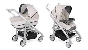Chicco Duo - Love Up (Sportwagen + Kinderwagenaufsatz) (0084=Pearl) Bild 1
