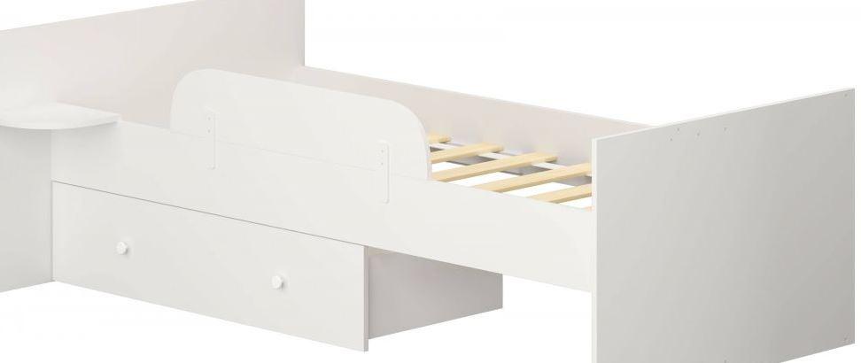 Polini Home 'French 100' Umbausatz für 'French 800' Teile zum Umbau zum Jugendbett 90x200 Bild 1