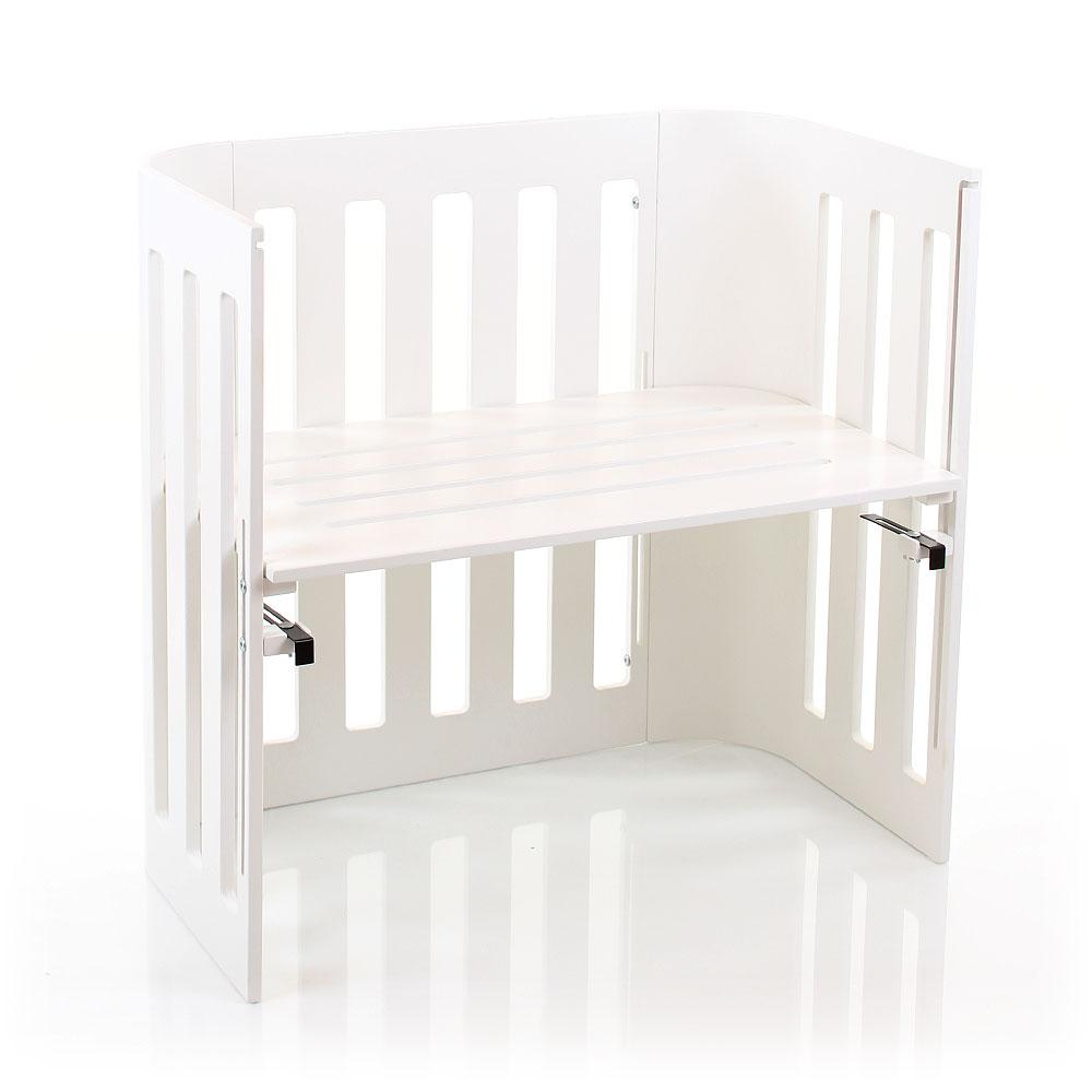 Babybay 'Trend' Beistellbett weiß Bild 1