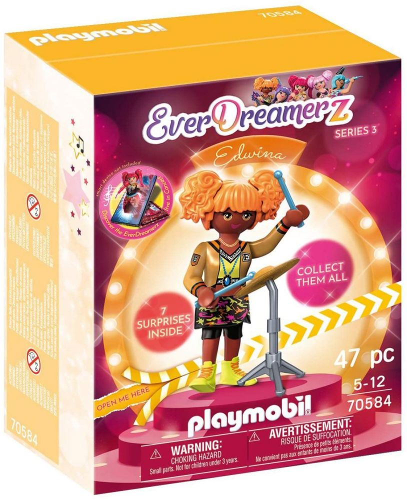 Playmobil EverDreamerz 70584 'Edwina - Music World', 47 Teile, ab 5 Jahren Bild 1
