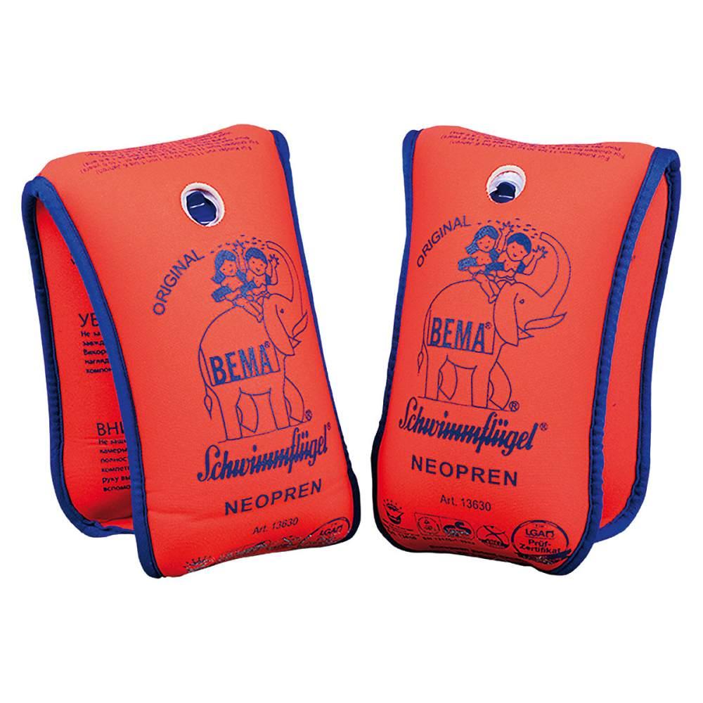 Bema 'Neopren Schwimmflügel' für Kinder von 1-6 Jahren und einem Gewicht von 11-30 kg Bild 1