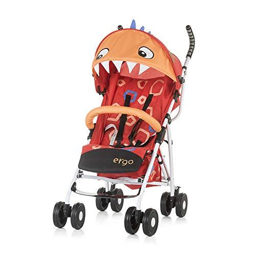 Chipolino 'Ergo' Kinderwagen rot Bild 1