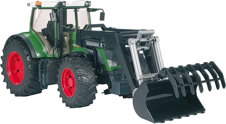 Bruder 'Fendt Vario 936' Spielzeug-Traktor mit Frontloader, 03041, 1:16 Bild 1