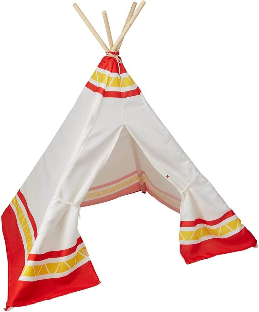 Hape Indianer-Tipi rot Bild 1