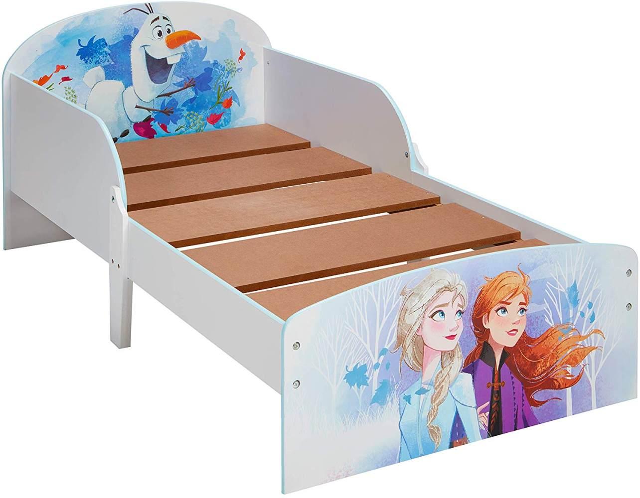 Moose Toys 'Frozen' Kinderbett inkl. Stoffschubladen 70x140 Bild 1