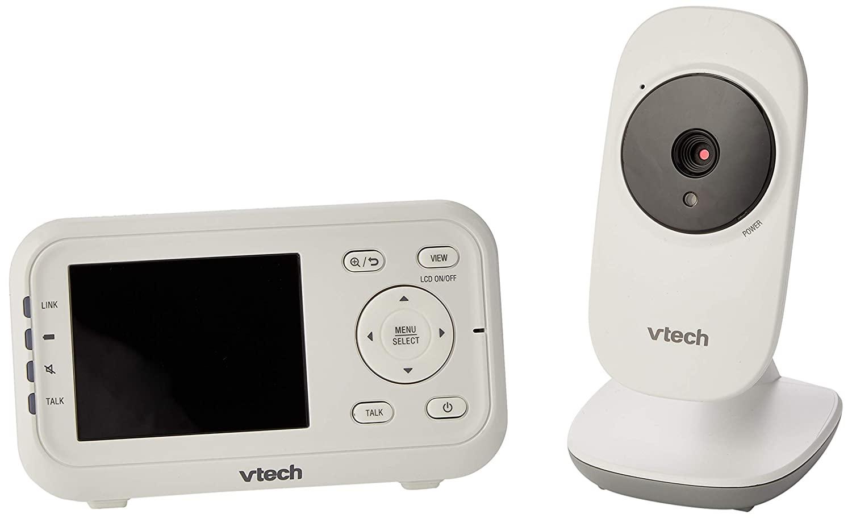 VTech 'VM3255' Video-Babyphone, Farbdisplay Bild 1