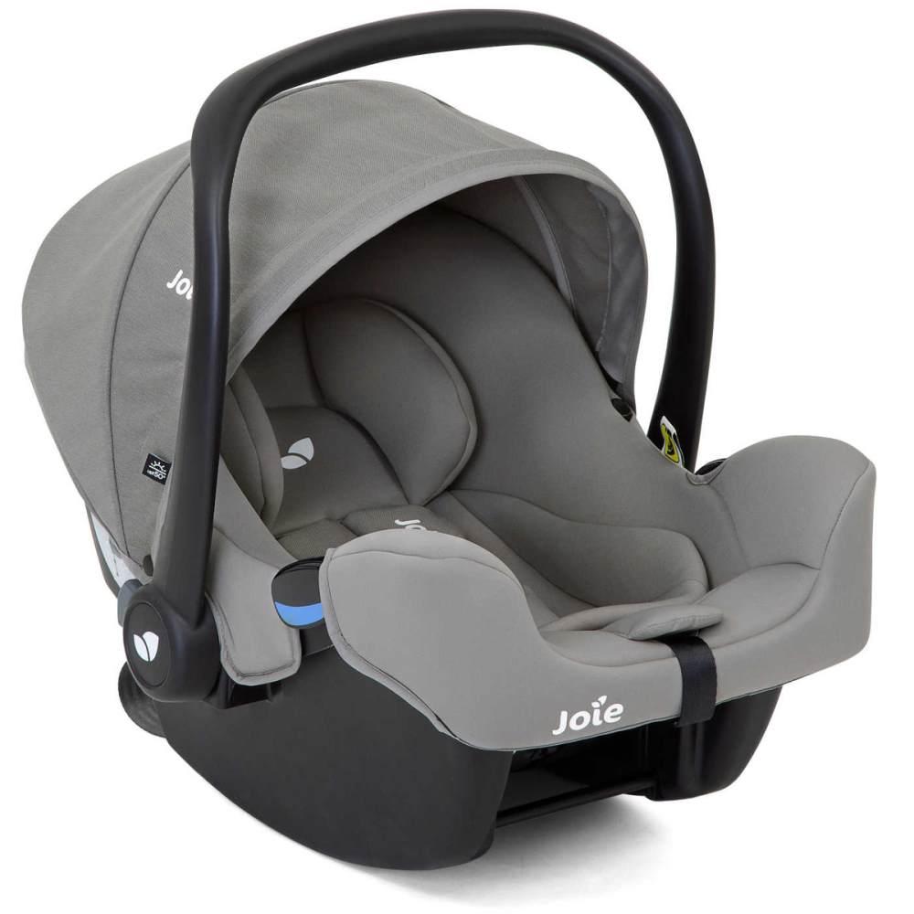 Joie 'i-Snug' Babyschale 2019 Grey Flannel i-Size (40 bis 105 cm) Bild 1