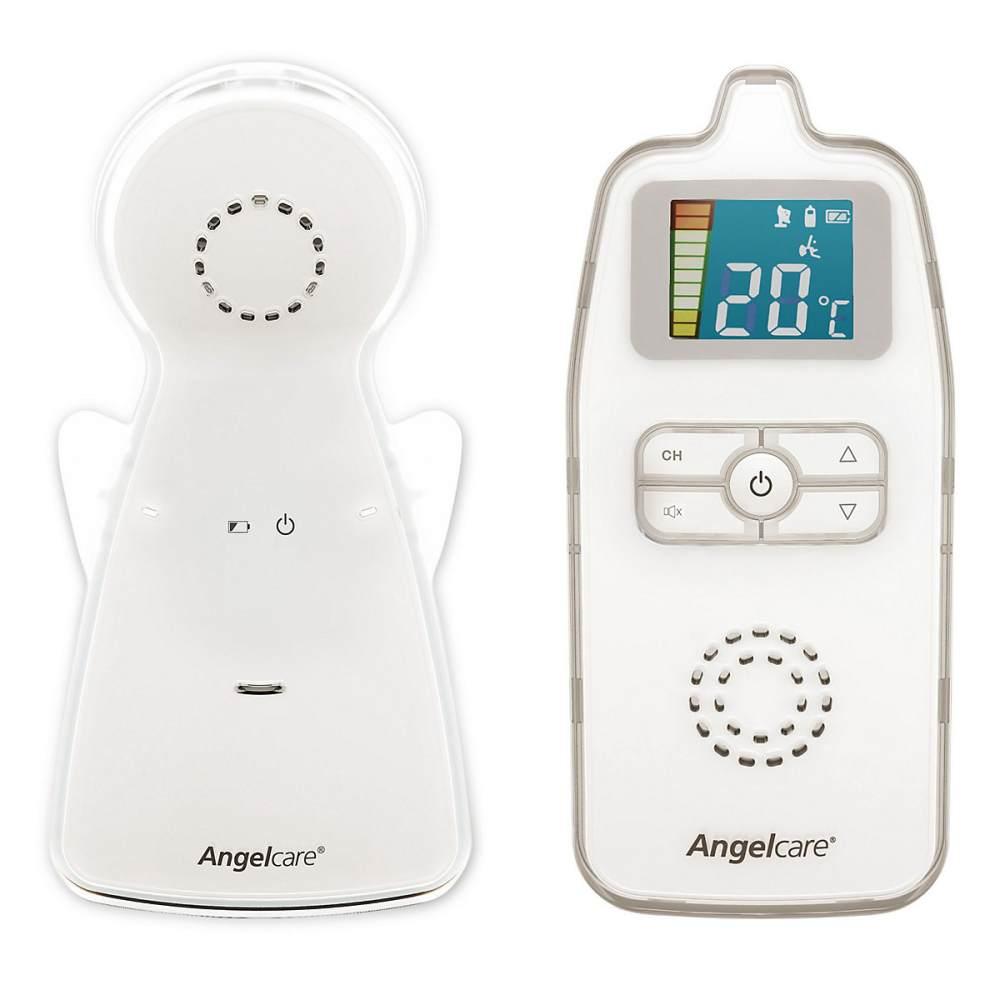 Angelcare 'AC423-D' Babyphone, 250 m Reichweite, LCD-Display, inkl. wiederaufladbare Batterien Bild 1