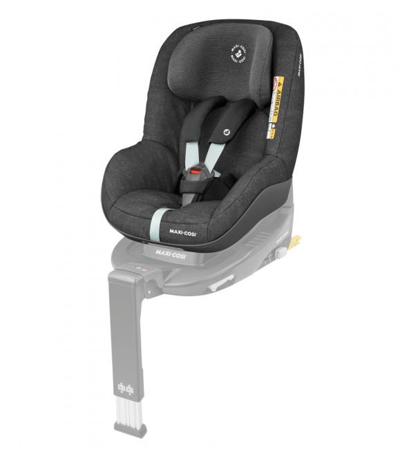 Maxi-Cosi 'Pearl Pro i-Size' Autokindersitz 2020 Nomad Black von 67-105 cm (Gruppe 1) Isofix Bild 1