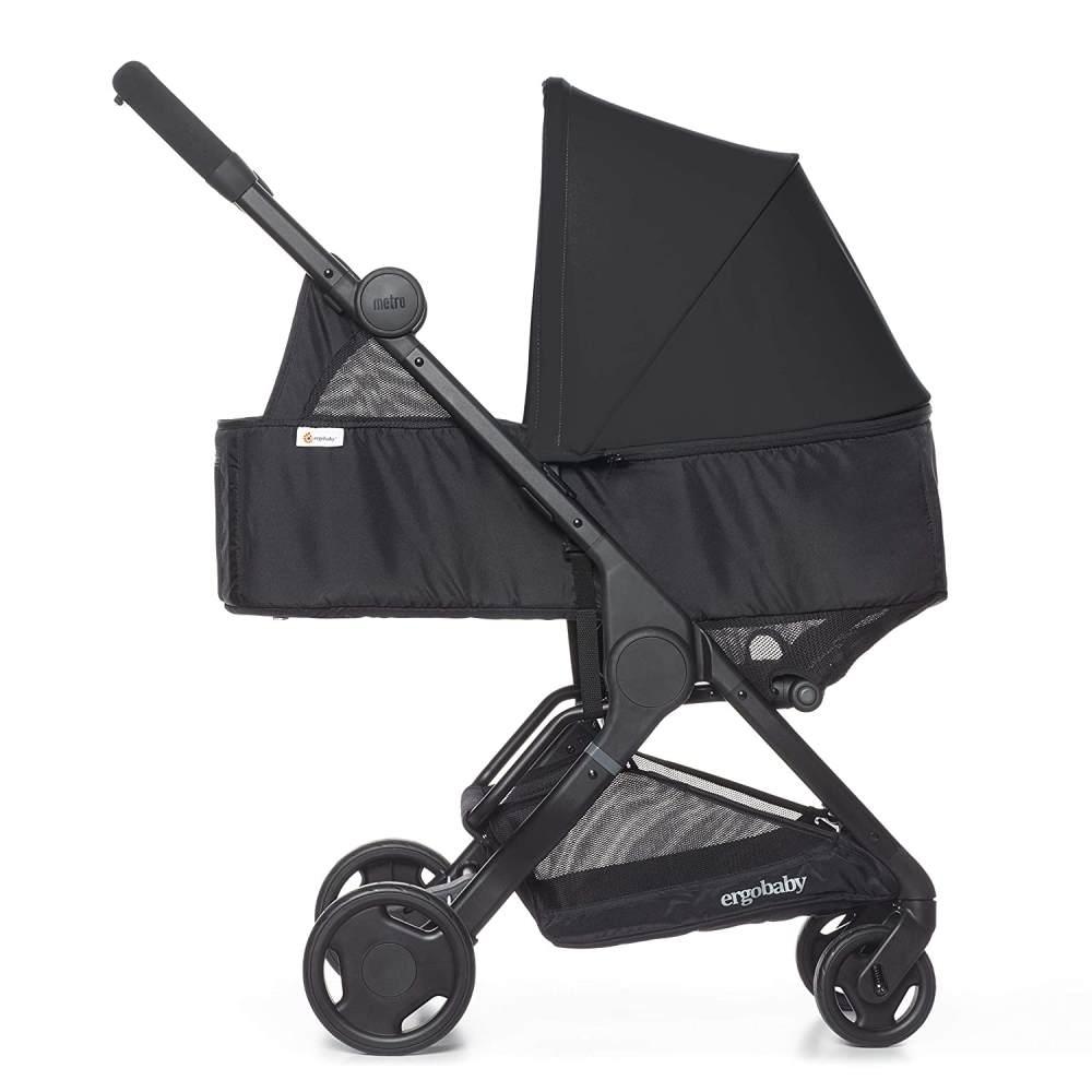Ergobaby Babywanne 'Newborn Kit' für Kinderwagen Buggy 'Metro' Schwarz Bild 1