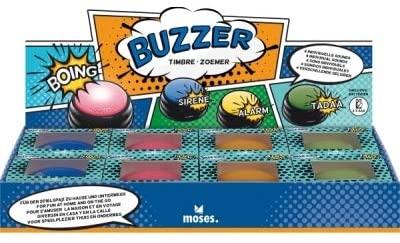 Moses Buzzer, keine Farbauswahl möglich Bild 1