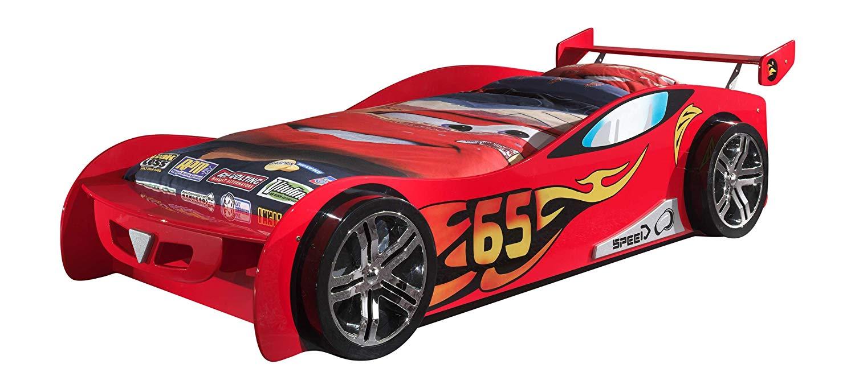 Vipack 'Le Mans' Autobett rot Bild 1