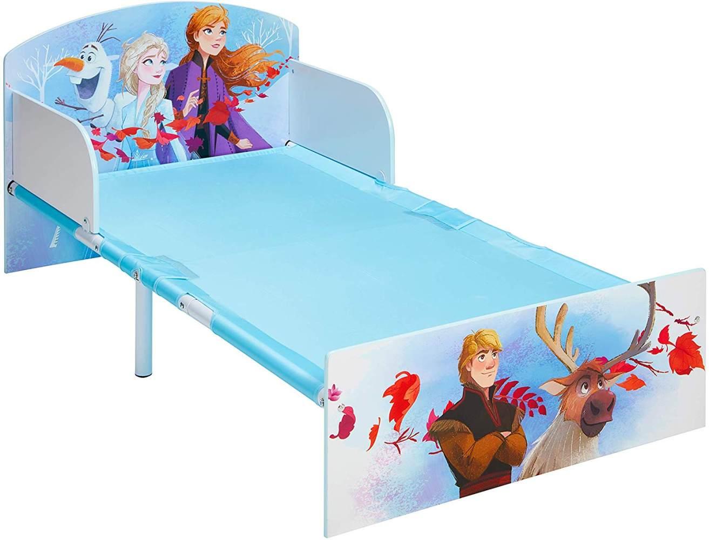 Worlds Apart 'Frozen Die Eiskönigin' Kleinkinderbett 70x140 cm, inkl. Lattenrost Bild 1