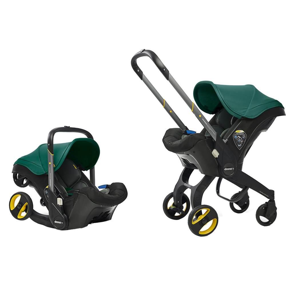 Doona 'Doona+' Babyschale 2019 Recing Green, 0-13 kg (Gruppe 0+) Bild 1