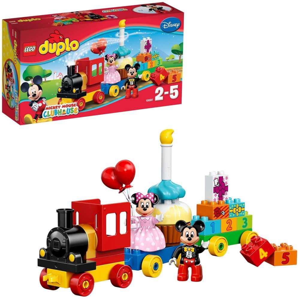 LEGO DUPLO 10597 Disney 'Mickey & Minnie Geburtstagsparade', 24 Teile, ab 2 Jahren Bild 1