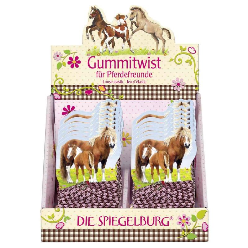 Die Spiegelburg 'Gummitwist Pferdefreunde', 2,8 m, ab 3 Jahren, 1x Stück Bild 1