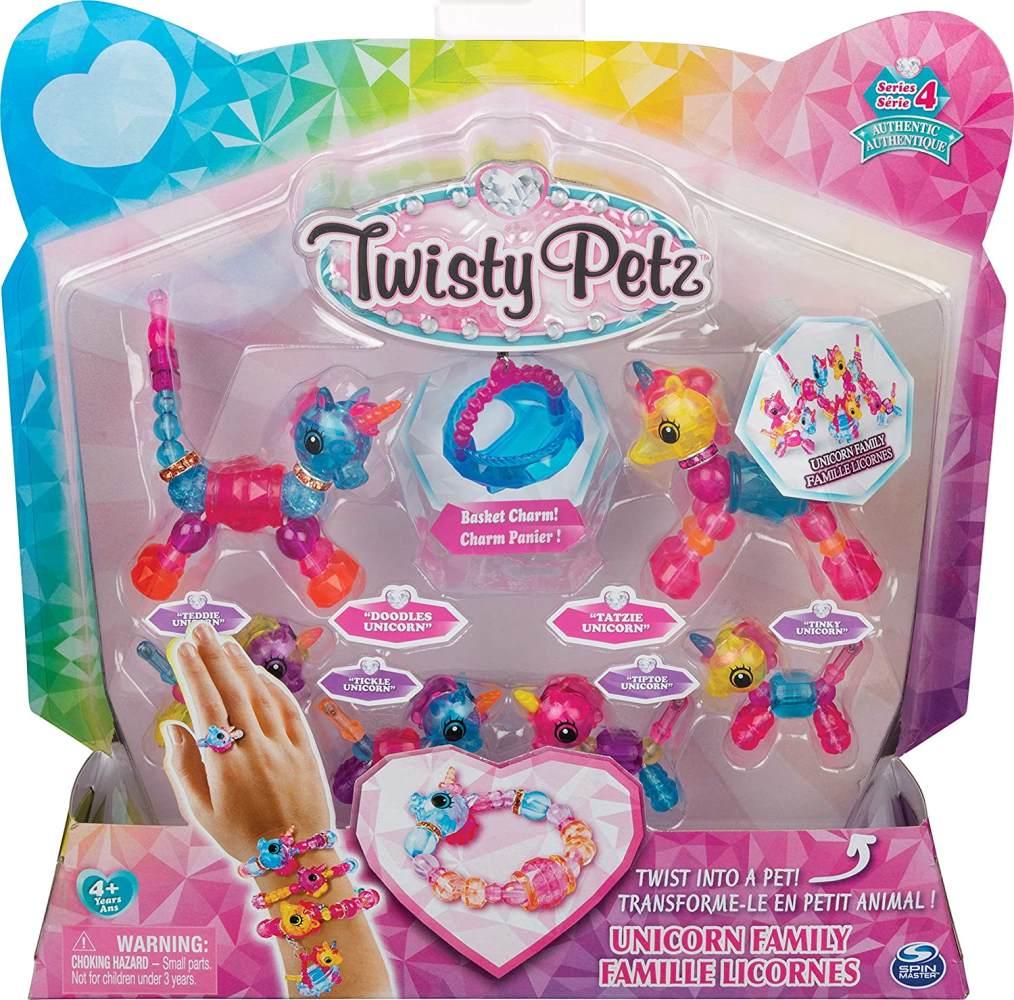 Spin Master Twisty Petz Family 6 Pack Basteln - 1 Set, zufällige Auswahl, keine Vorauswahl möglich Bild 1