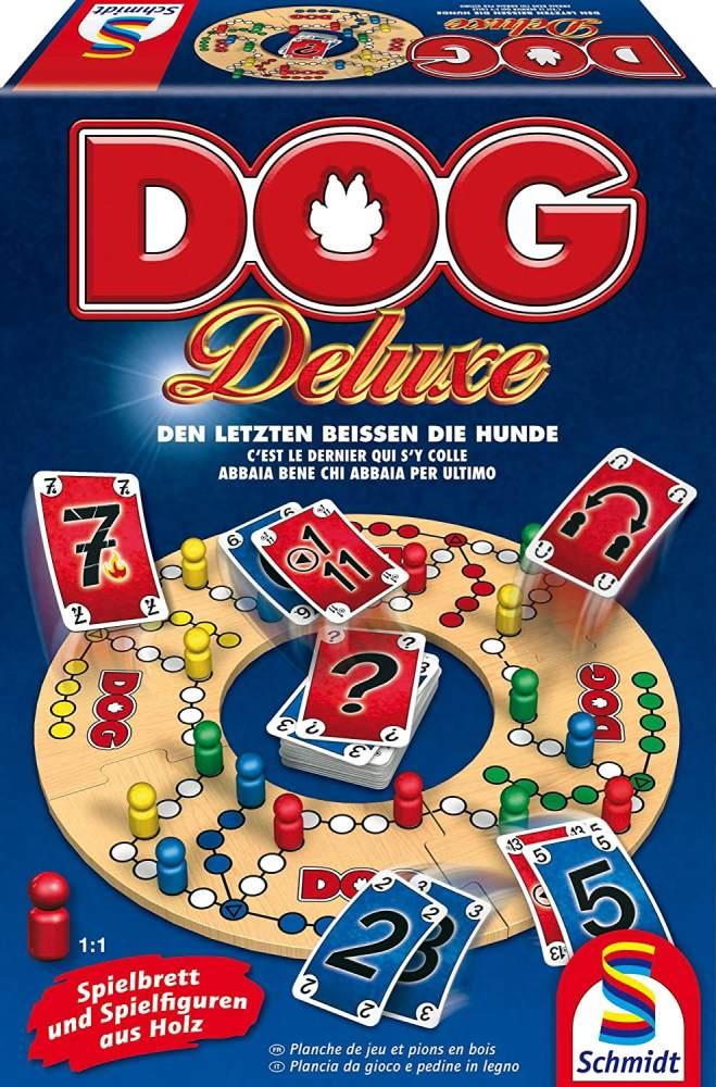 Schmidt Spiele 'Dog Deluxe' Brettspiel, ab 8 Jahren, 2 - 6 Spieler, 30 - 45 min Spielzeit Bild 1
