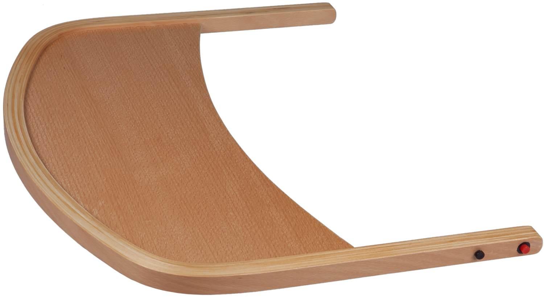 BabyGo - Tablett für für Hochstuhl Family und Stepchair (natur) Bild 1