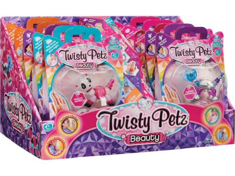 Spin Master Twisty Pets Makeup, 1 Figur, zufällige Auswahl, keine Vorauswahl möglich Bild 1