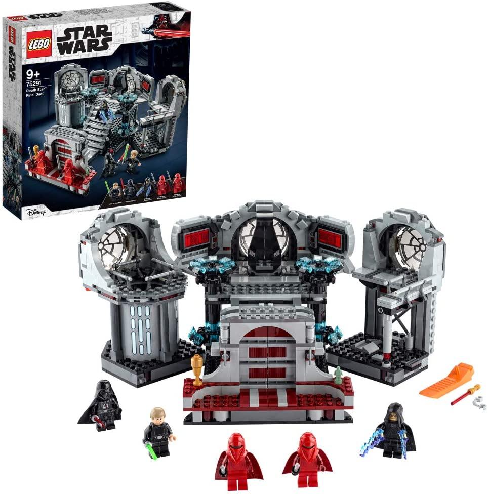 LEGO Star Wars 75291 'Todesstern™ – Letztes Duell', 775 Teile, ab 9 Jahren Bild 1