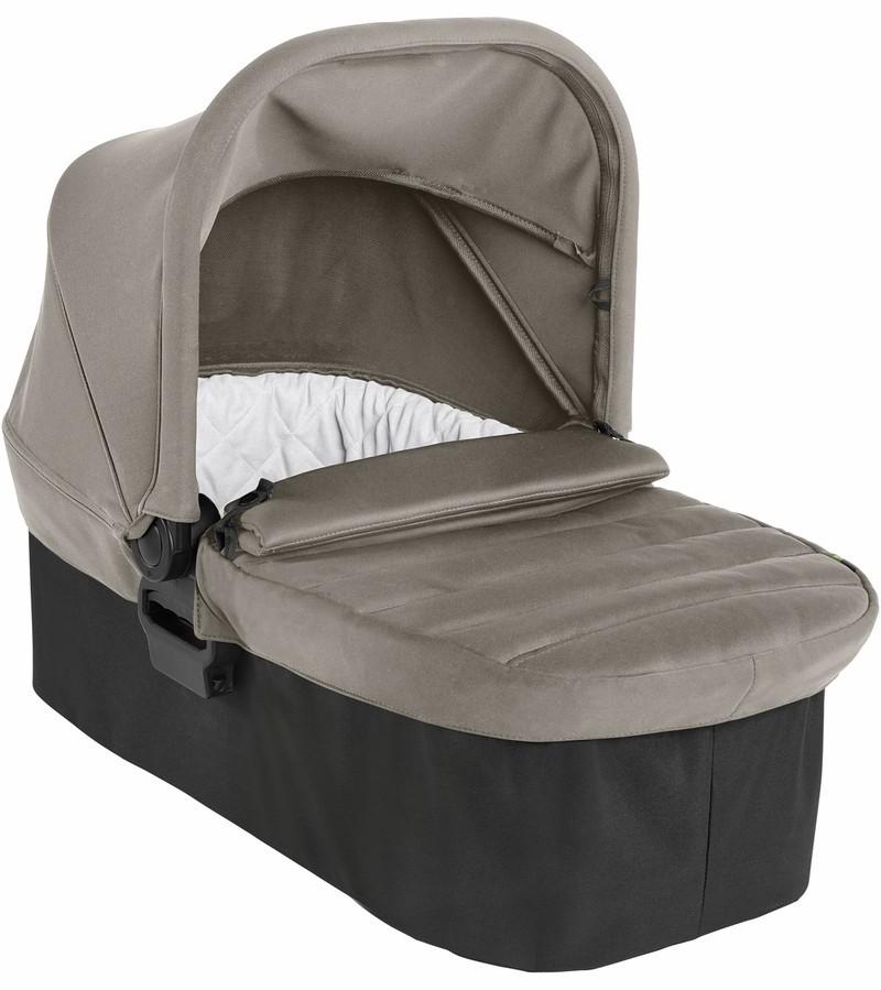 Baby Jogger Faltbare Babywanne für Kinderwagen City Mini 2 & City Mini GT2, Sepia Bild 1