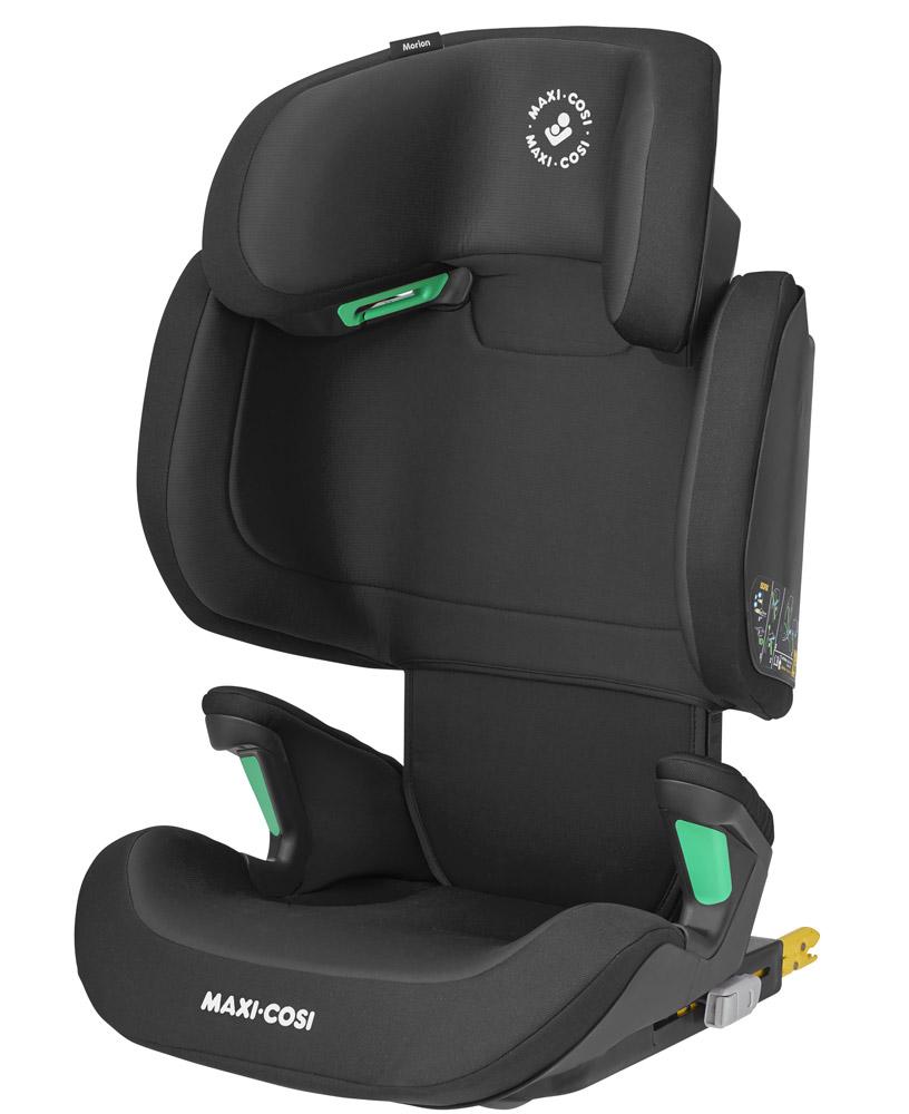 Maxi-Cosi 'Morion i-Size' Autokindersitz 2020 Basic Black 15-36 kg (Gruppe 2/3) Isofix Bild 1