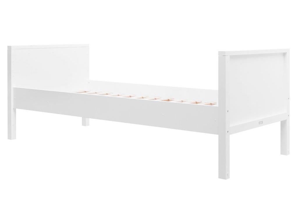 Bopita 'Nordic Basic' Einzelbett weiß Bild 1