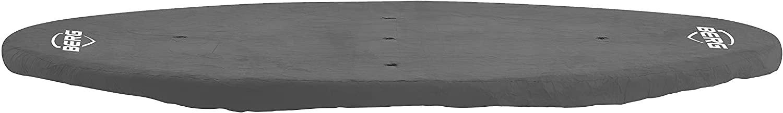 Berg Trampolin Abdeckplane Extra Grau 270 cm Bild 1