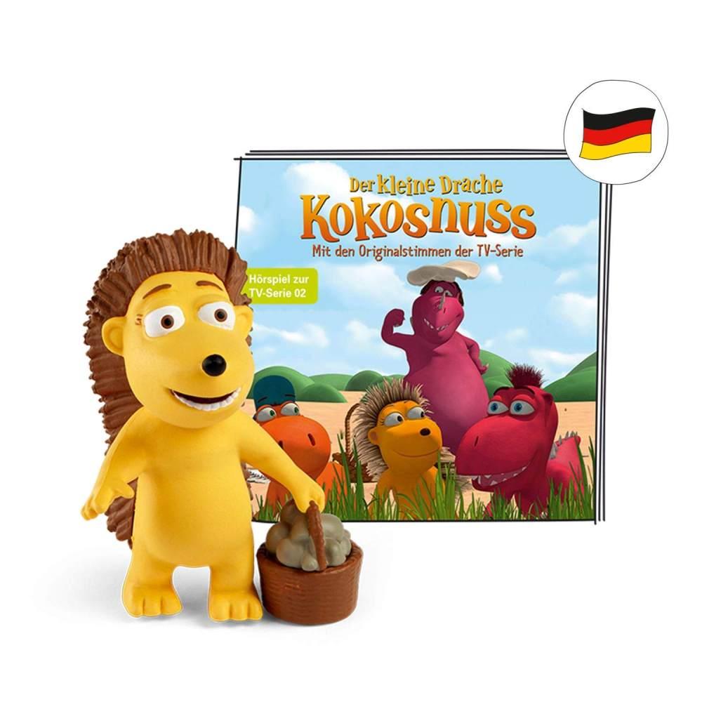 Tonies 'Der kleine Drache Kokosnuss - Hörspiel zur TV-Serie 02', Hörfigur mit ca. 60 Minuten Spielzeit, ab 5 Jahren Bild 1