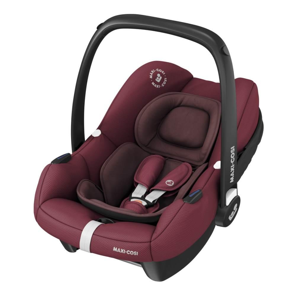 Maxi Cosi Babyschale Tinca i-Size Essential Red 0-12 kg (i-Size 45 bis 75 cm) Bild 1