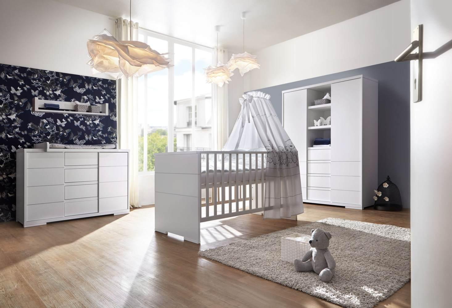 Schardt 'Maxx White' 2-tlg. Babyzimmer-Set Bild 1