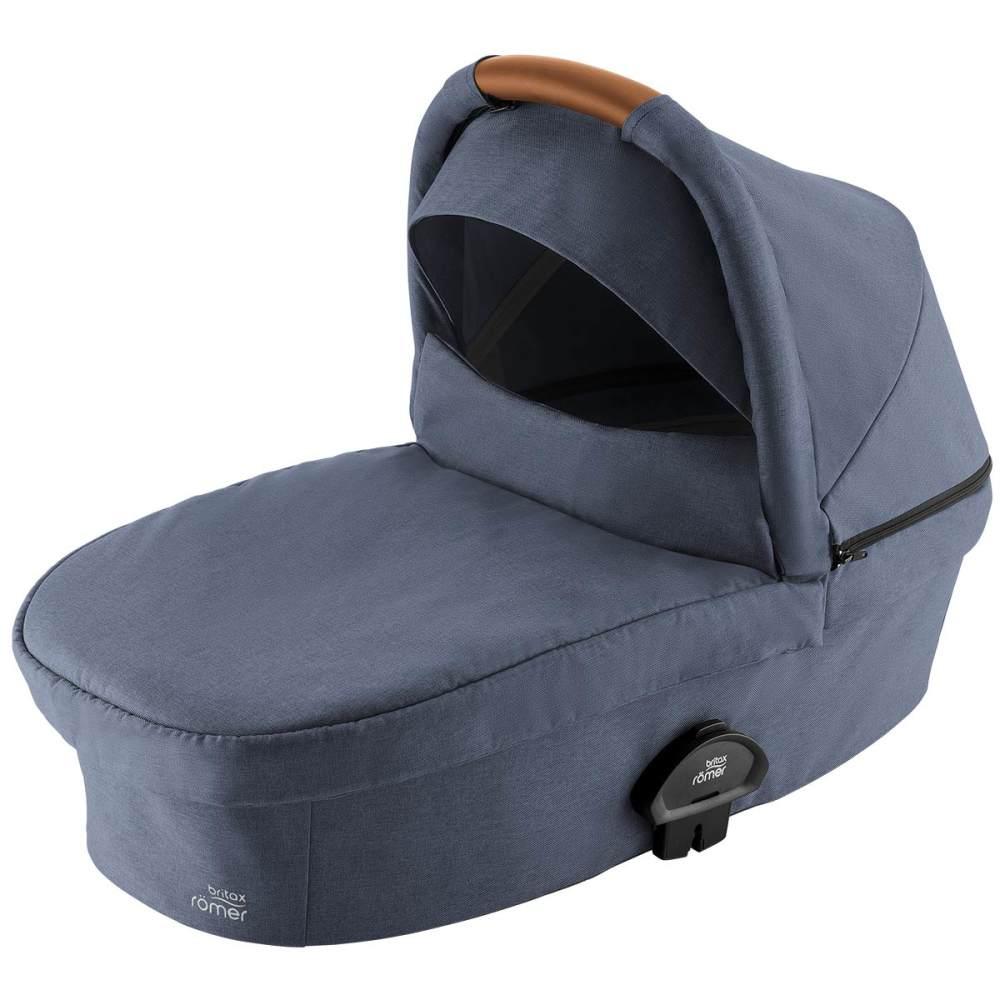 Britax Römer Kinderwagenaufsatz für Smile III Indigo Blue Bild 1