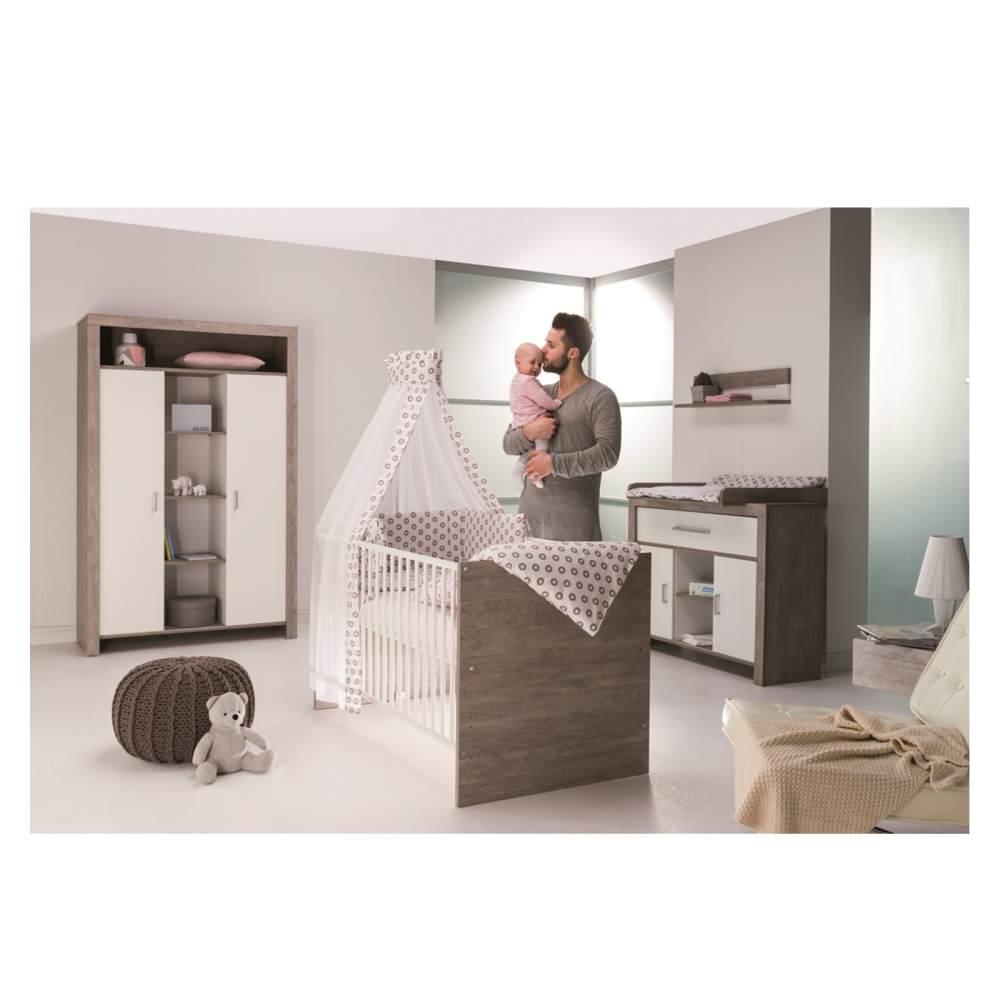 Schardt 'Switch' 3-tlg. Babyzimmer-Set Bild 1