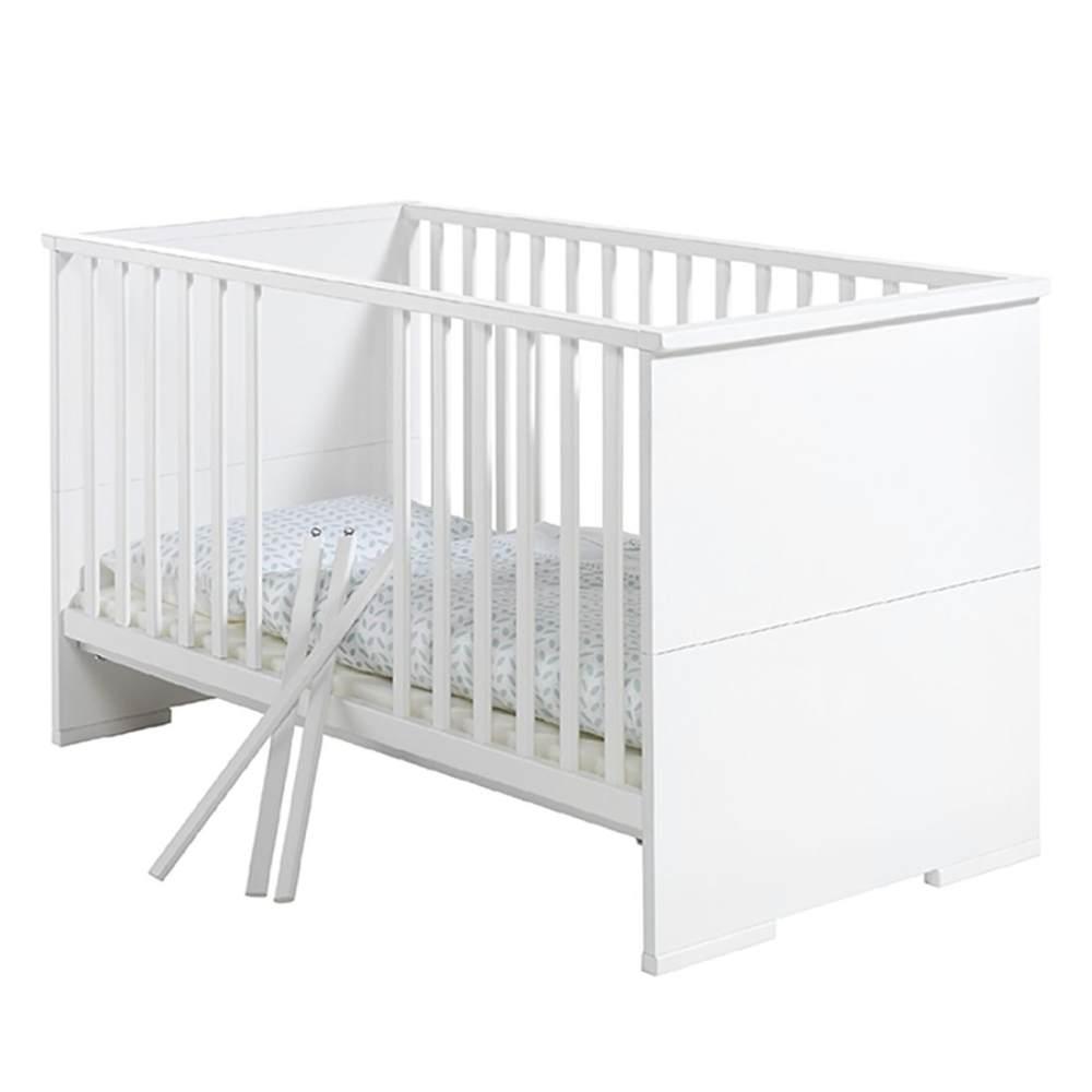 Schardt 'Maximo White' Kombi-Kinderbett Bild 1