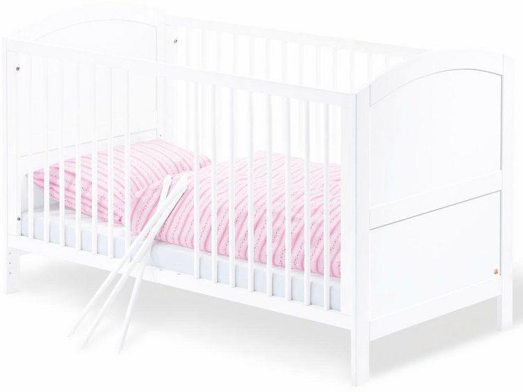Pinolino 'Laura' Kombi-Kinderbett weiß Bild 1