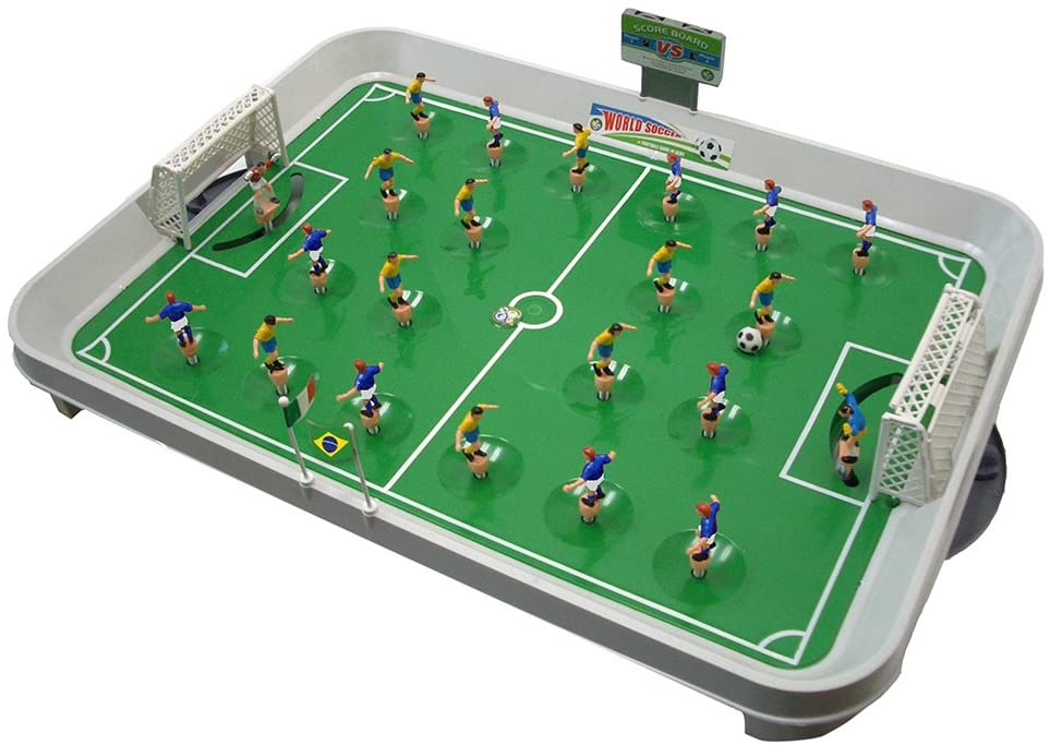 TEOREMA Satz 60931–Spiel Fußball in Behälter Bild 1